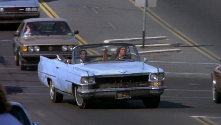 1964 Cadillac DeVille Convertible driven by Nick Nolte in 48 Hours