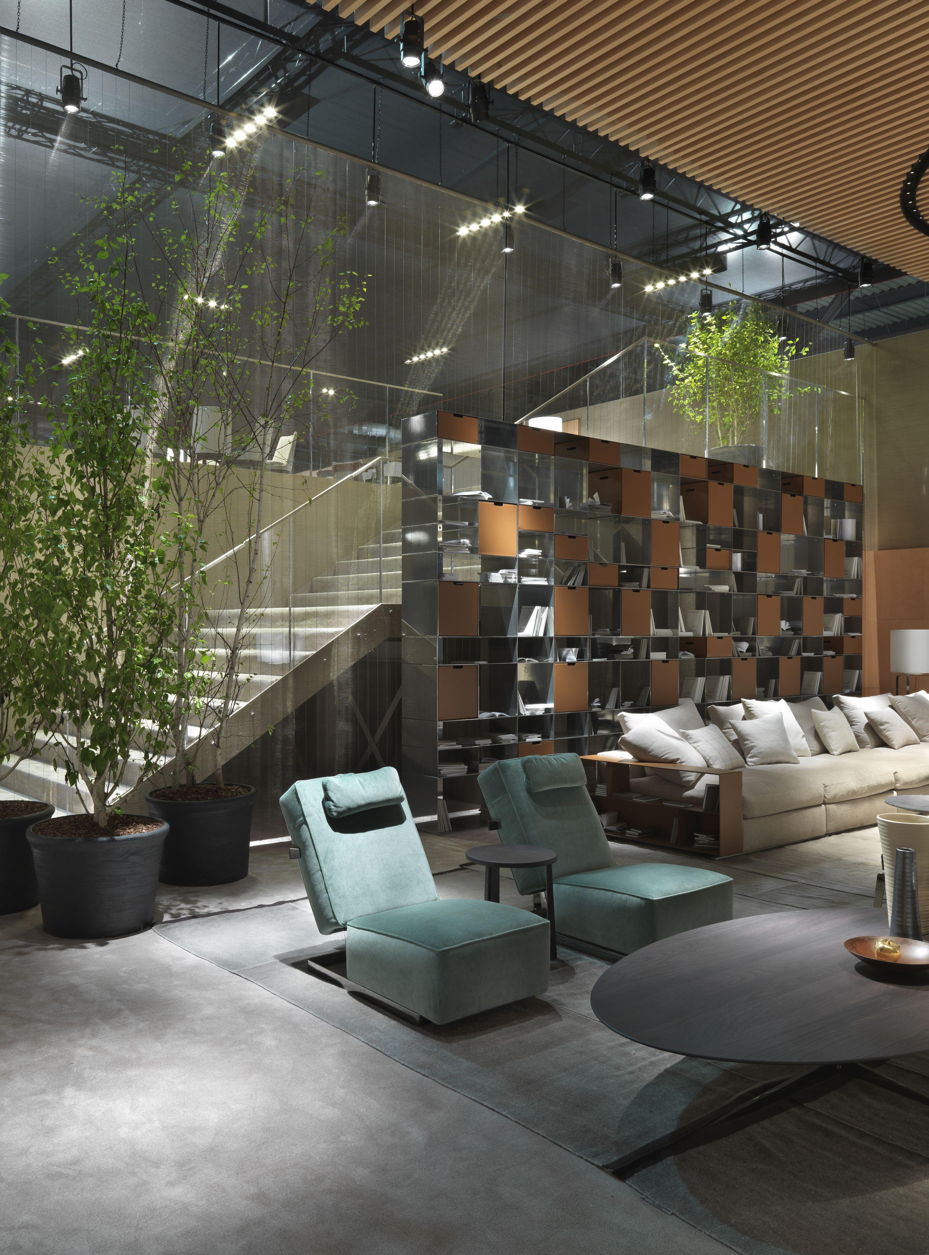 Rest area furniture showroom modern furniture poufs