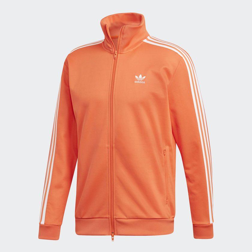 adidas BB Track Pants Orange | adidas US | Jacket tops