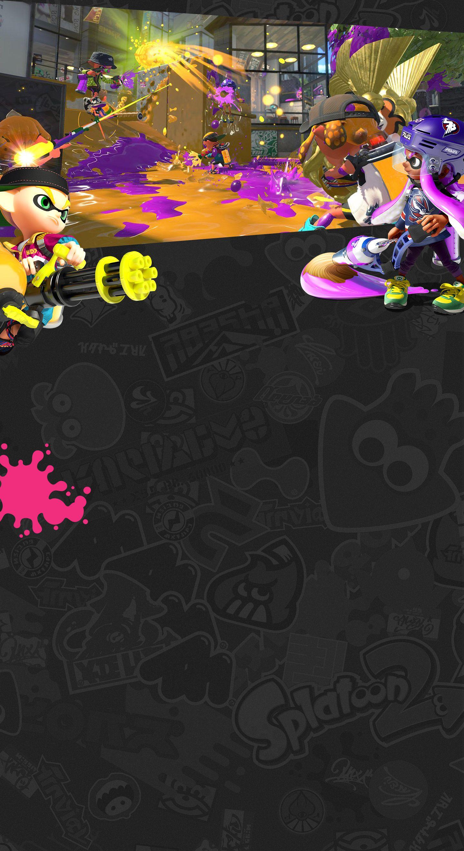 バトルルール スプラトゥーン2 Nintendo Switch 任天堂 ゲーム