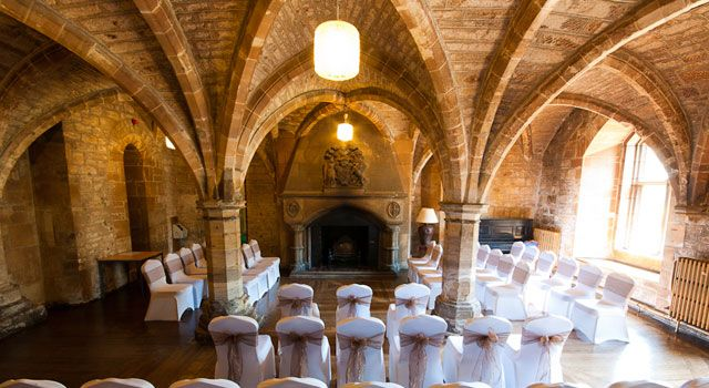 Newbattle Abbey Civil Wedding Venue Midlothian Scotland Ceremony