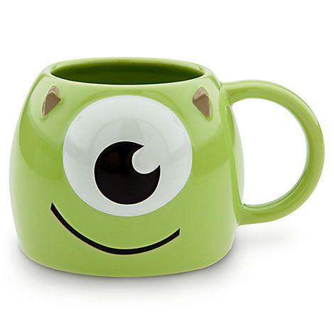 Mike Wazowski Mug - Monsters, Inc. | Drinkware | Disney ...