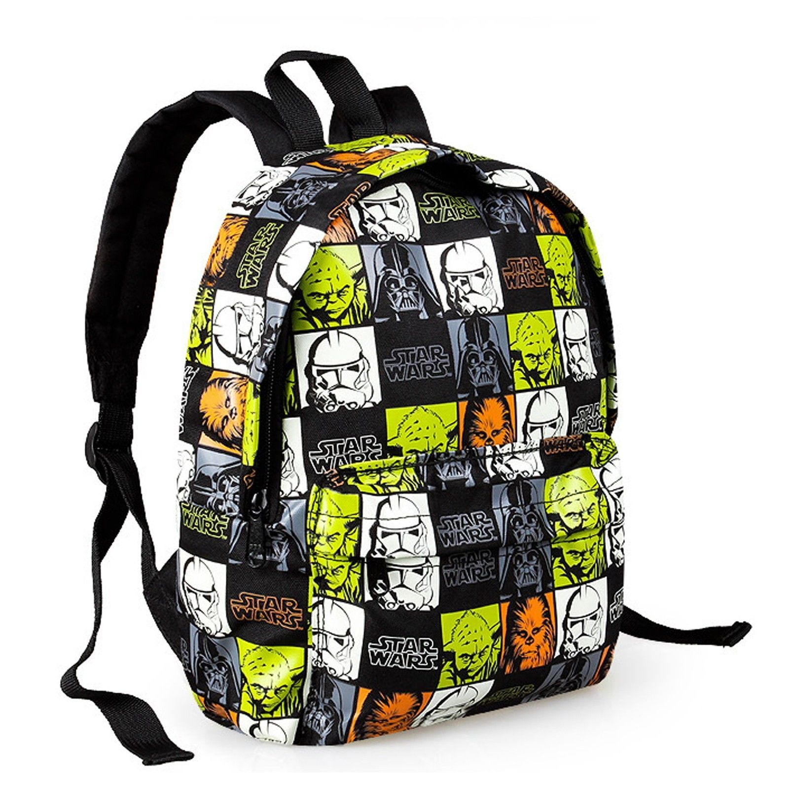 Star Wars Kid Backpack Book School Bag Boys Schoolbag Preschool Toddler Rucksack | eBay