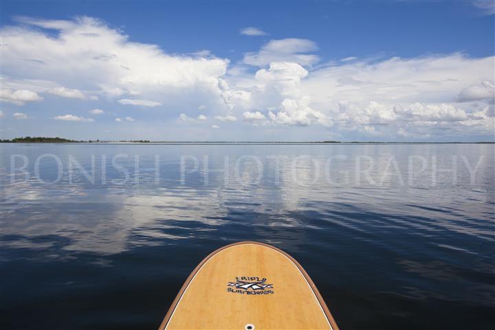 Stand Up Paddle Boarding, Florida - Bonish Photography