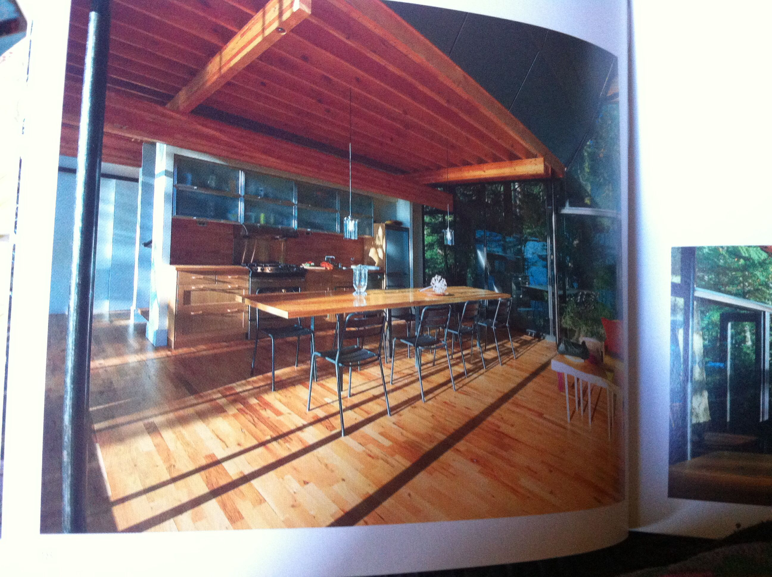 Timber floors, natural light
