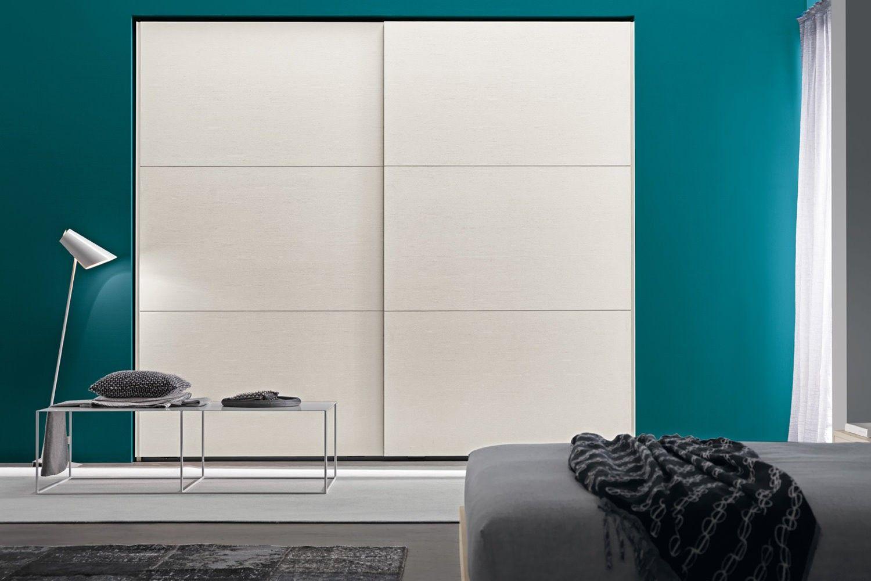 Camera da letto matrimoniale moderna 402 - armadio Smart ...