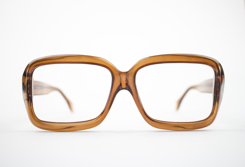 43aafdfe37b 70s Vintage Eyeglasses