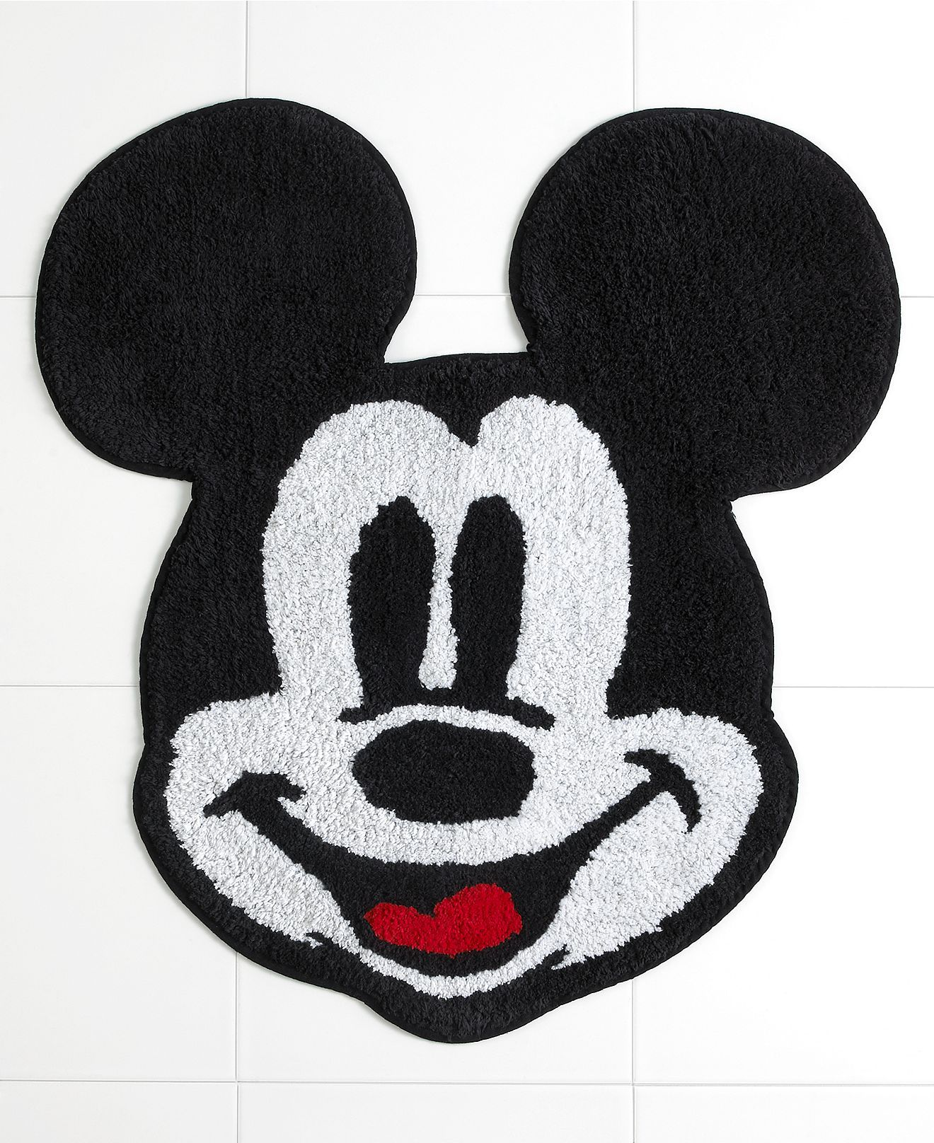 Disney Bath Rugs Disney Mickey Mouse 25 X 27 Bath Rug Bath Rugs Bath Mats Bed Bath Macys Mickey Mouse Bathroom Mickey Mouse Mickey Bathroom