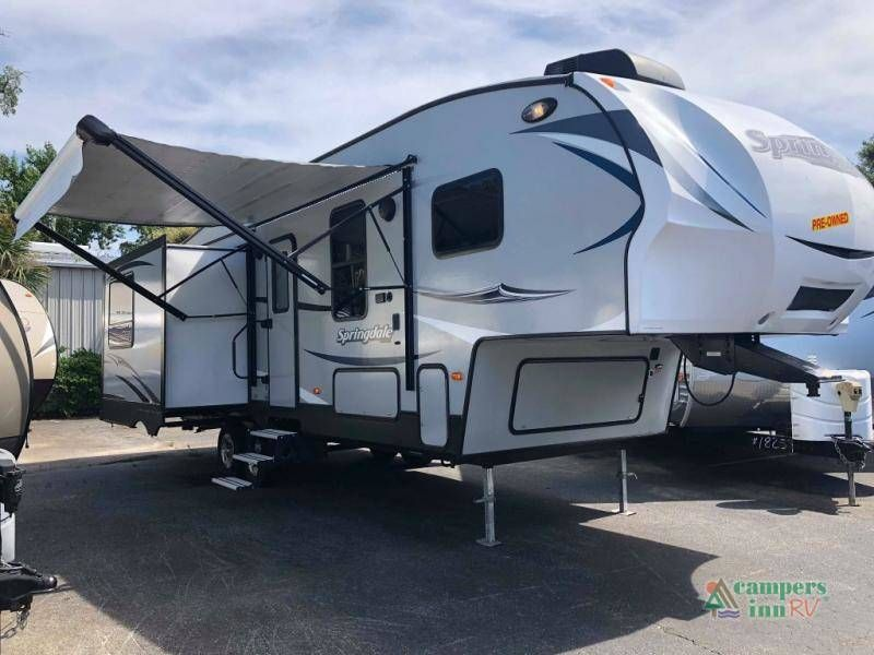2016 Keystone Springdale 278fwrl For Sale Myrtle Beach Sc Rvt