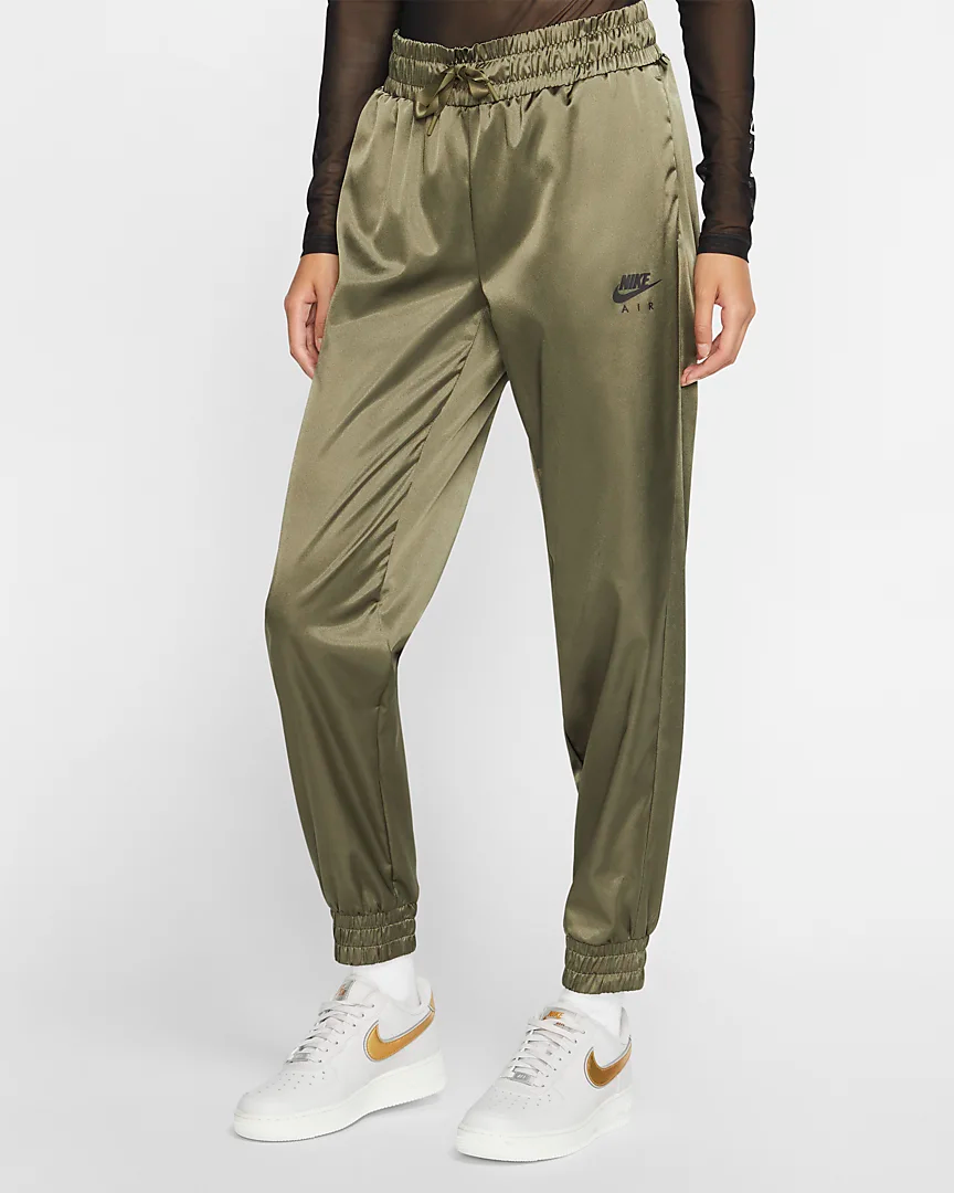 Nike Air Women's Satin Track Pants. Nike.com | Nike air women, Tracksuit  bottoms, Tracksuit