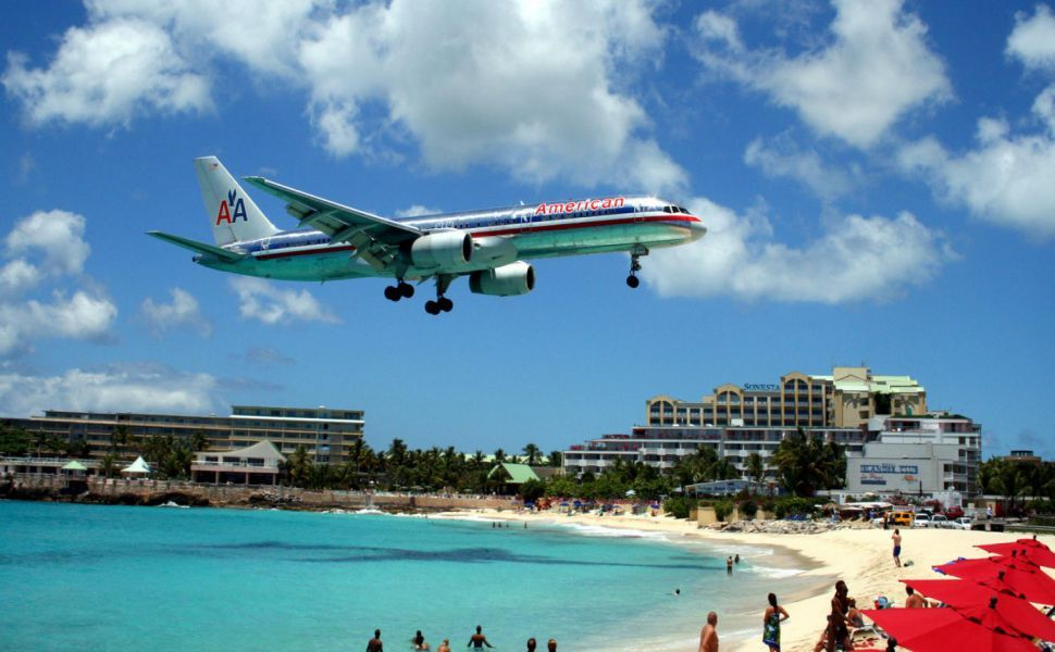 St Maarten Hd Wallpaper Places To Travel Places Travel