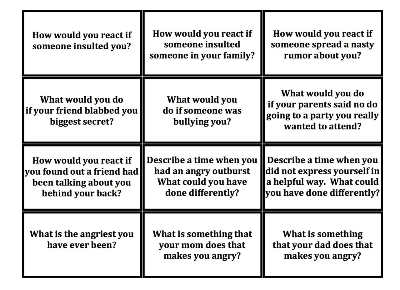 Anger Management Games Are Pretty Easy To Make Just