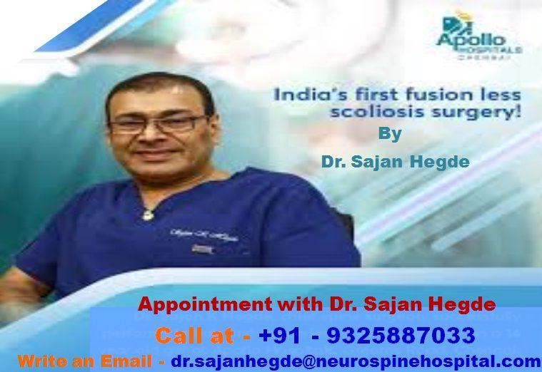 Affordable Robotic Spine Surgery with Dr. Sajan K. Hegde
