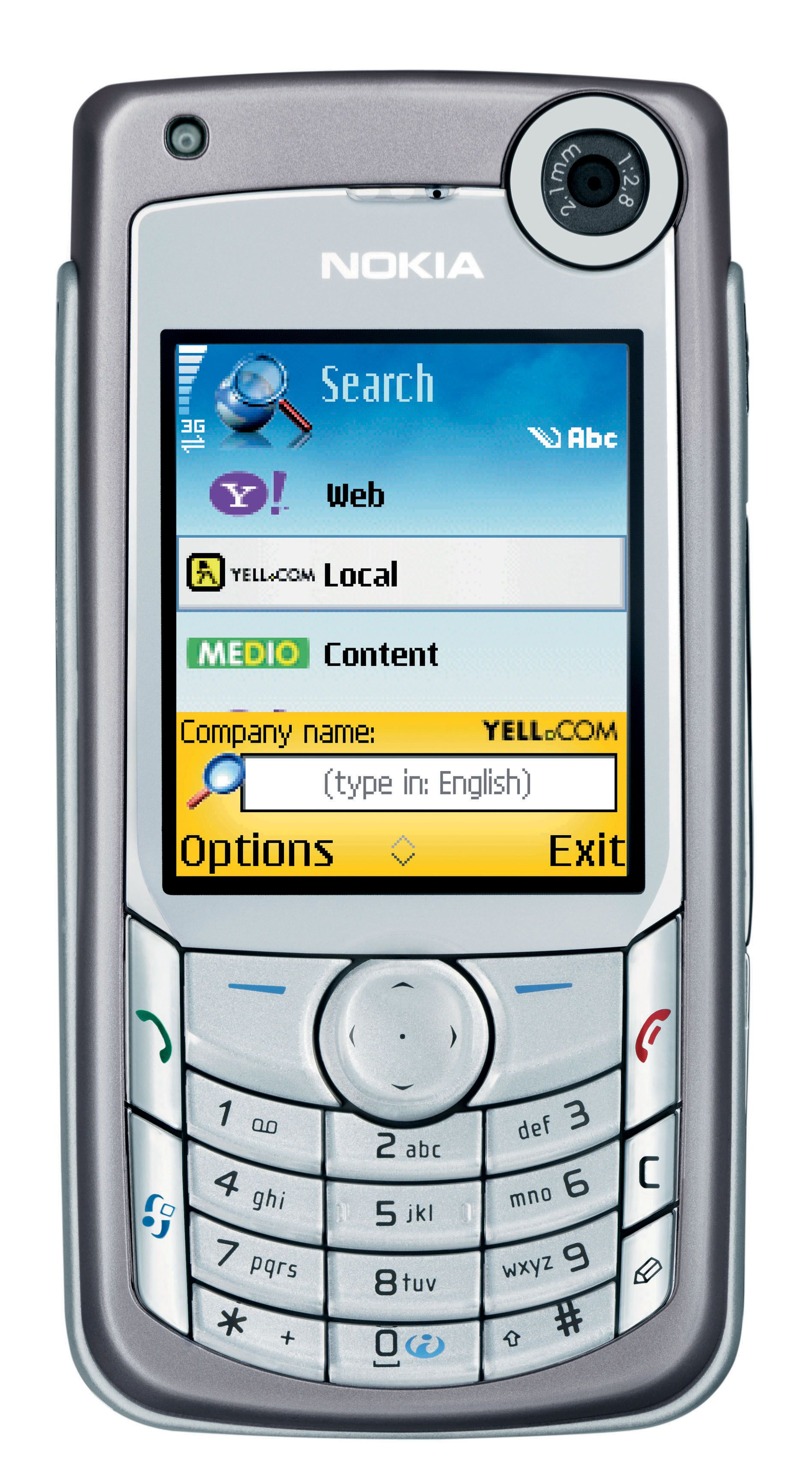 des applications pour nokia 6680