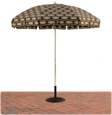 Good The 7.5 Ft. Custom Patio Umbrella Can Custom Made For Any Restaurant, Hotel,