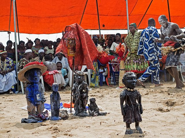4) Voodoo Festival, Benin If you're headed to West Africa in winter, make sure you swing by Benin to witness one of the continent's most fascinating religious celebrations. January 10 sees thousands of Beninese descend on Ouidah, the country's spiritual home of voodoo or Vodun. Beginning with the slaughter of a goat by the high …