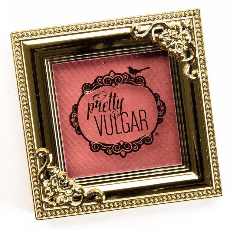 Pretty Vulgar Sweet Revenge Make Them Blush Powder Blush Review, Photos, Swatches