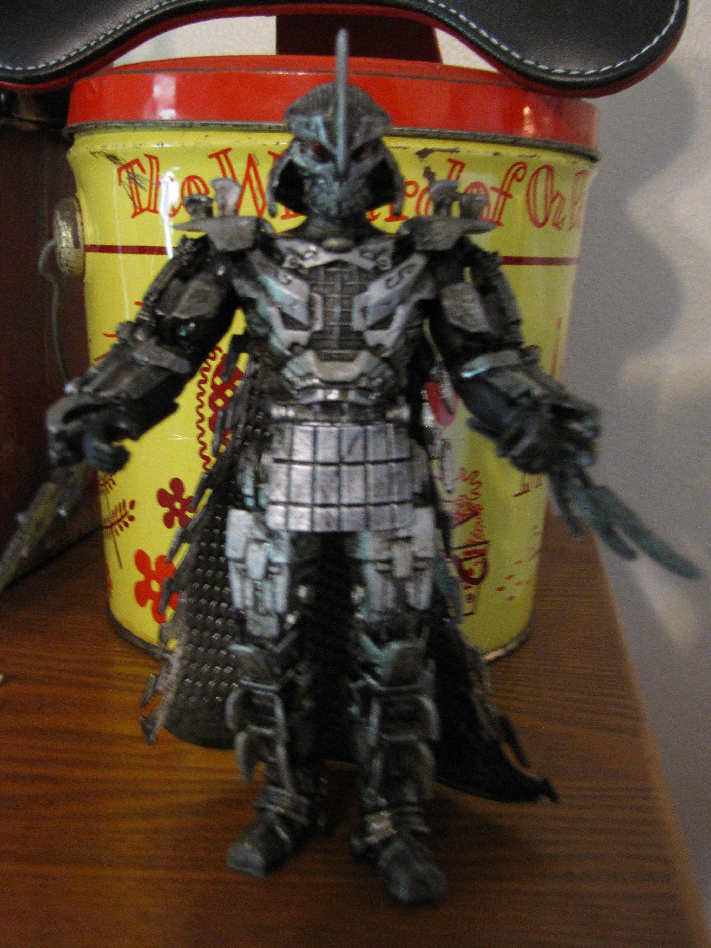 tmnt 2014 shredder toy