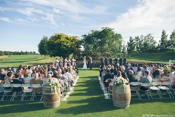 Pendarvis farm happy valley wedding venues