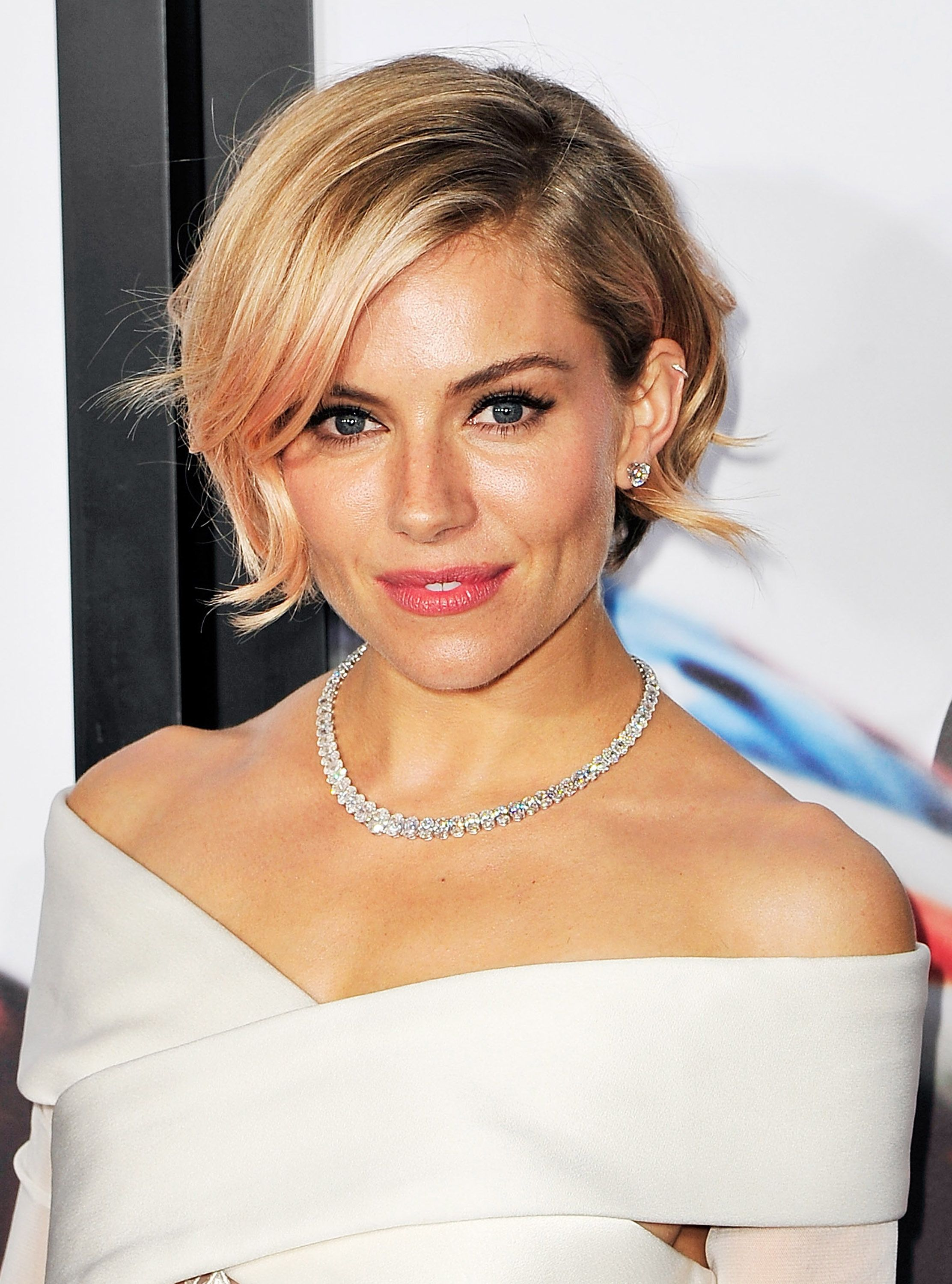 The best short hairstyles and haircuts to try now sienna miller