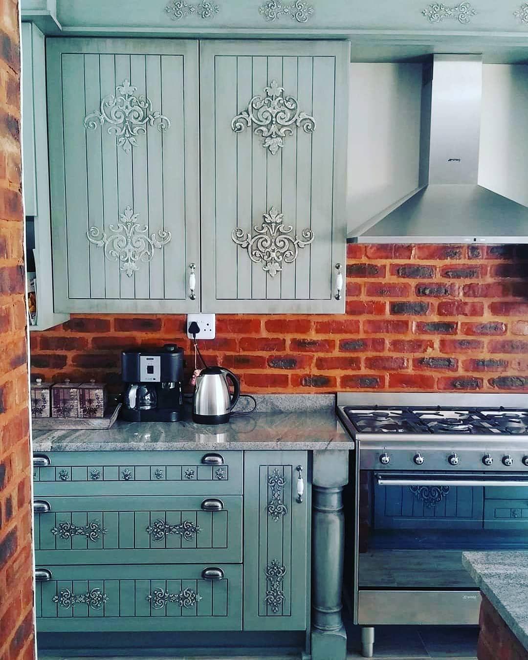 "The Chameleon on Instagram: ""#kitchendesign #kitchenrevamp #homedecor #home #decor #happycolor #pretoria #johannesburg #paint #lovetopaint #changeisgood…"""
