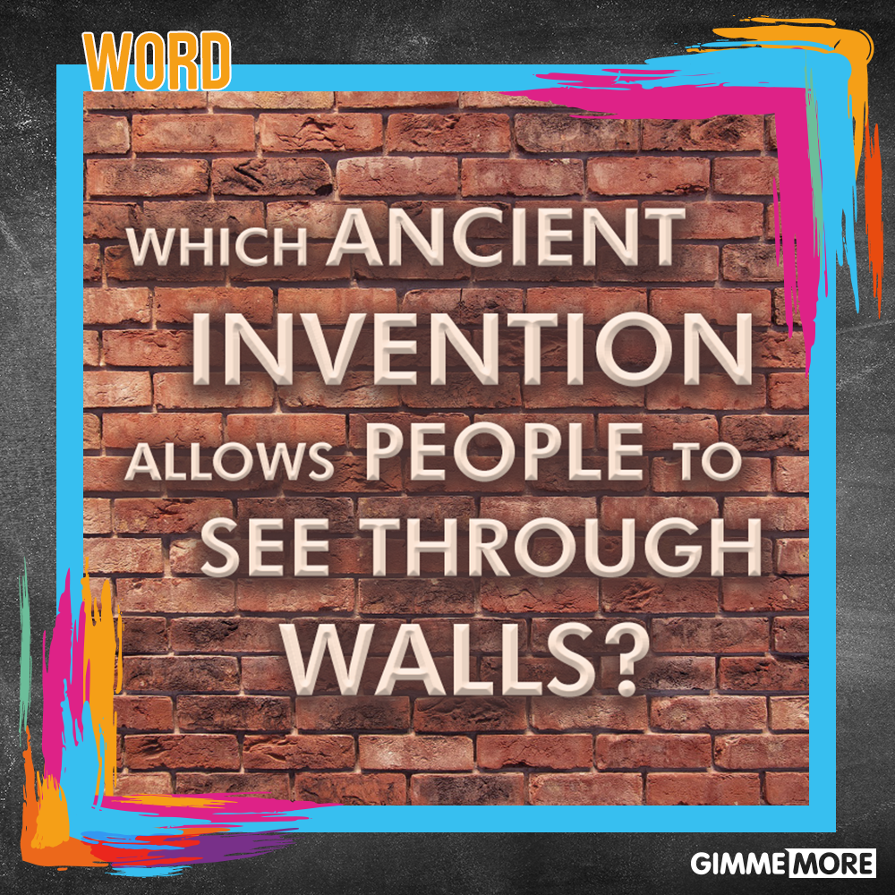 What's the answer? Can you solve our question? Find the