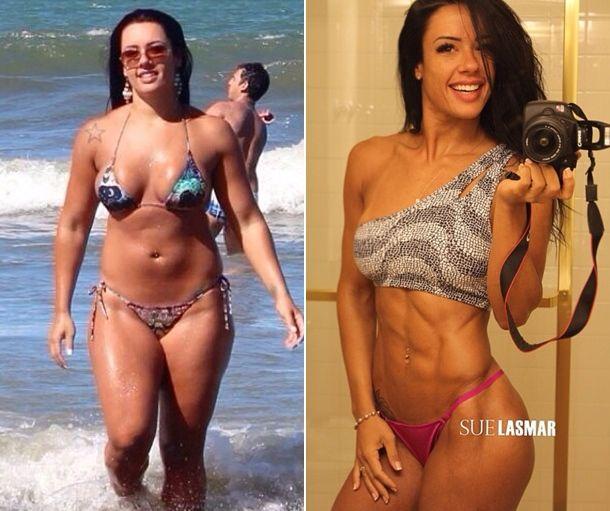 dieta per bikini fitness girl