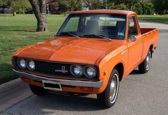 Learn More About Clean 1974 Datsun 620 Pick Up On Bring A Trailer The Home Of The Best Vintage And Classic Cars Online Datsun Pickup Datsun Nissan Trucks