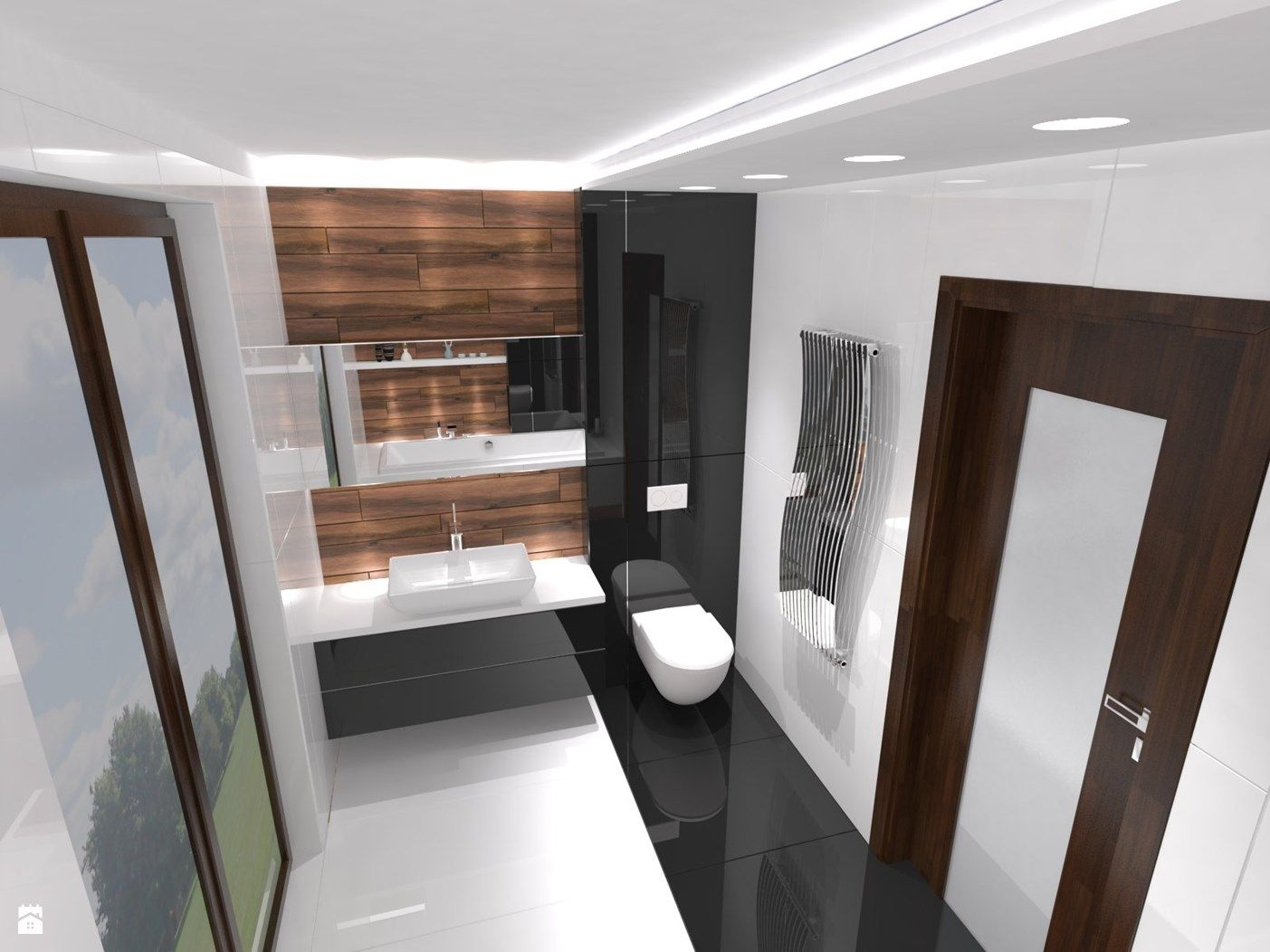 ... Outside Design Badezimmerleuchten Design
