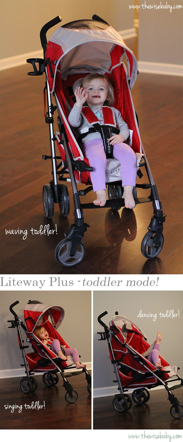 Chicco Liteway Plus Toddler Mode Baby strollers, Baby