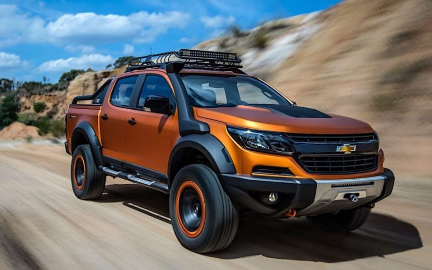 2020 Chevrolet Colorado Zr2 Price Redesign Concept Chevrolet