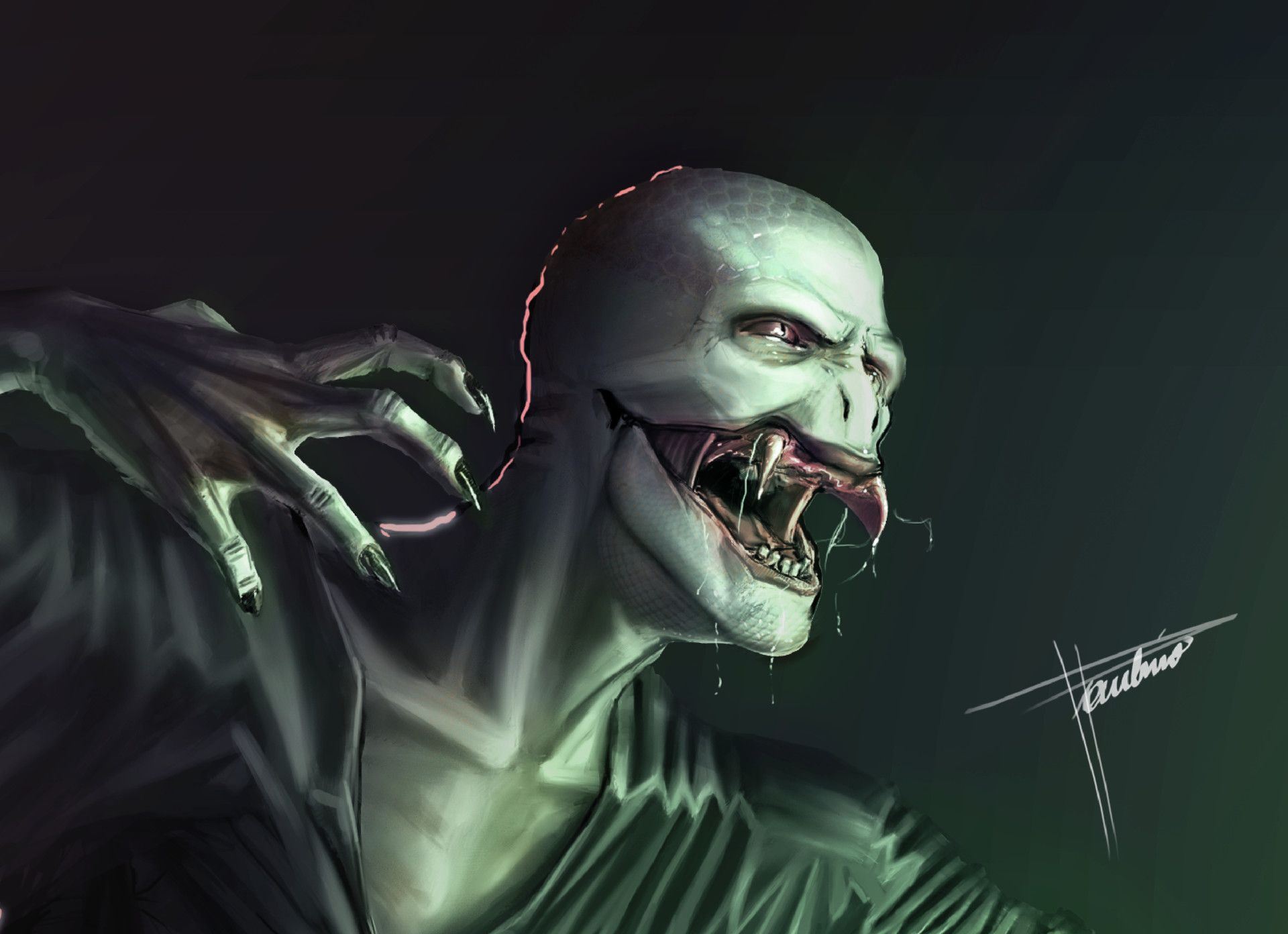 skeletor vs voldemort