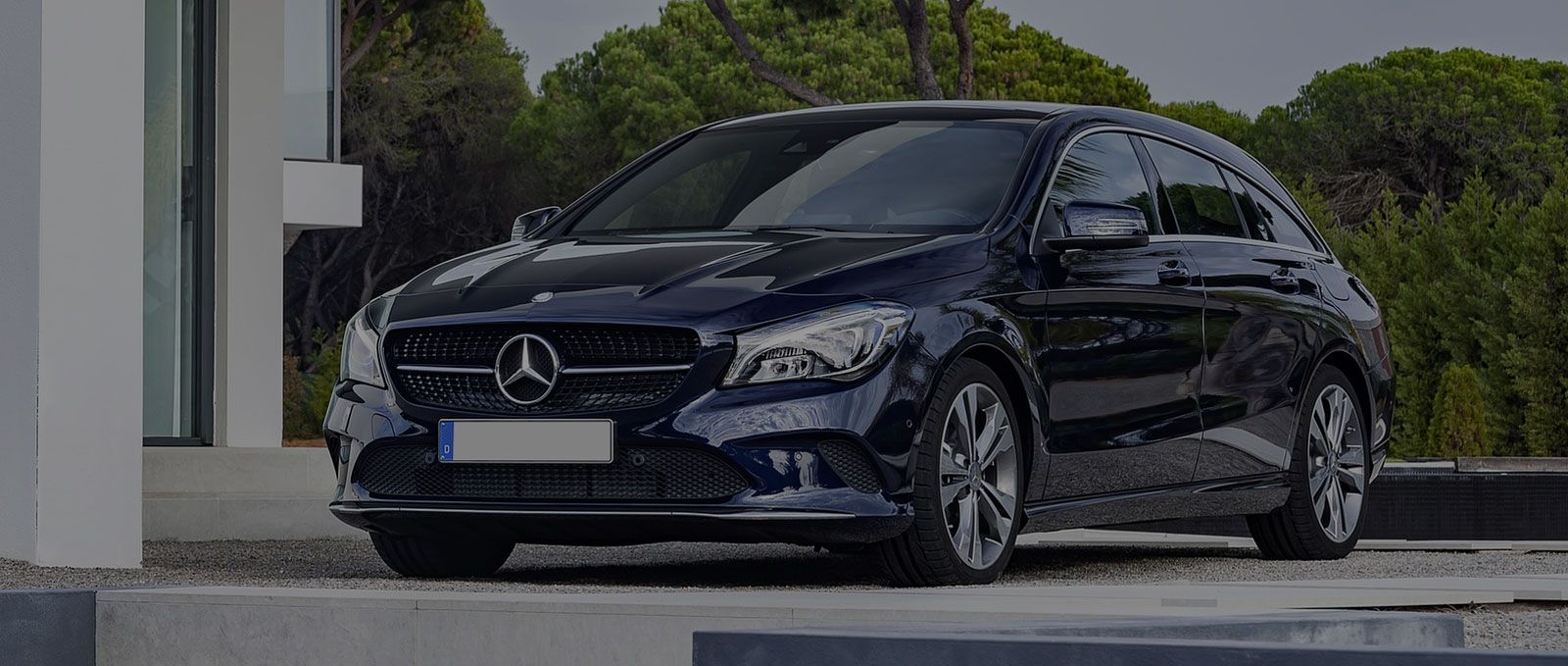 Reconditioned low mileage Mercedes CLA engines for sale at