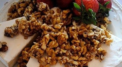 Maple Glazed Walnuts recipes-and-cooking-things