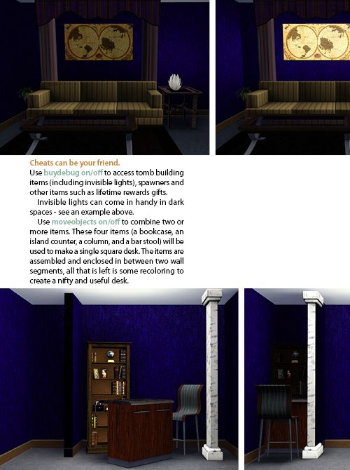 How To Move Objects In Sims 3
