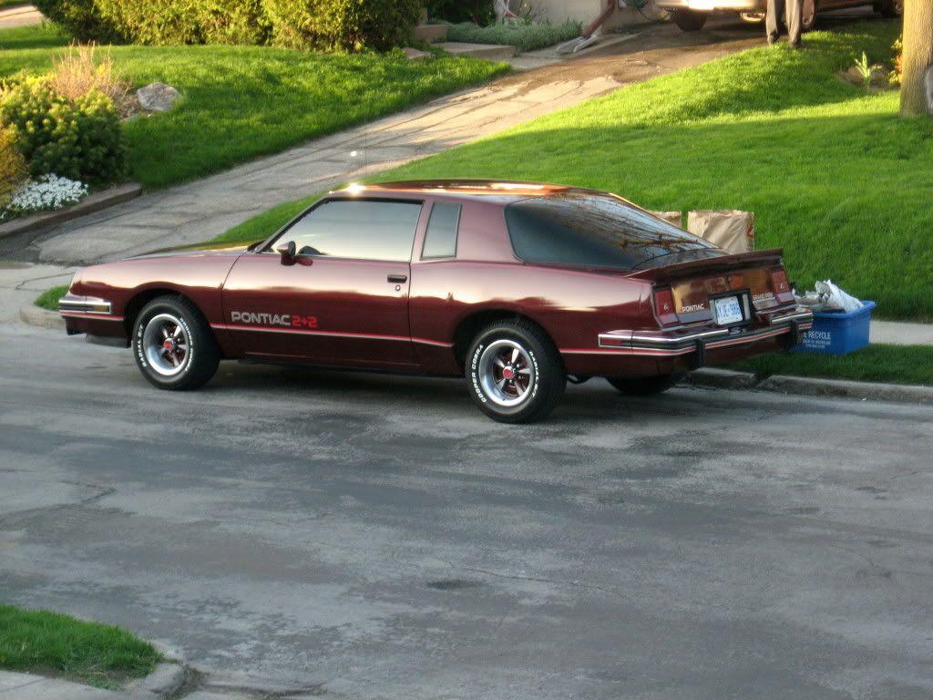 GP 2+2 Aero GM G Body Pinterest Pontiac grand prix