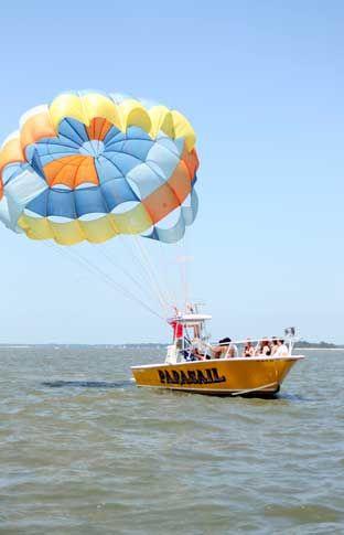 parasail hilton head - so much fun! | Girls trip ...