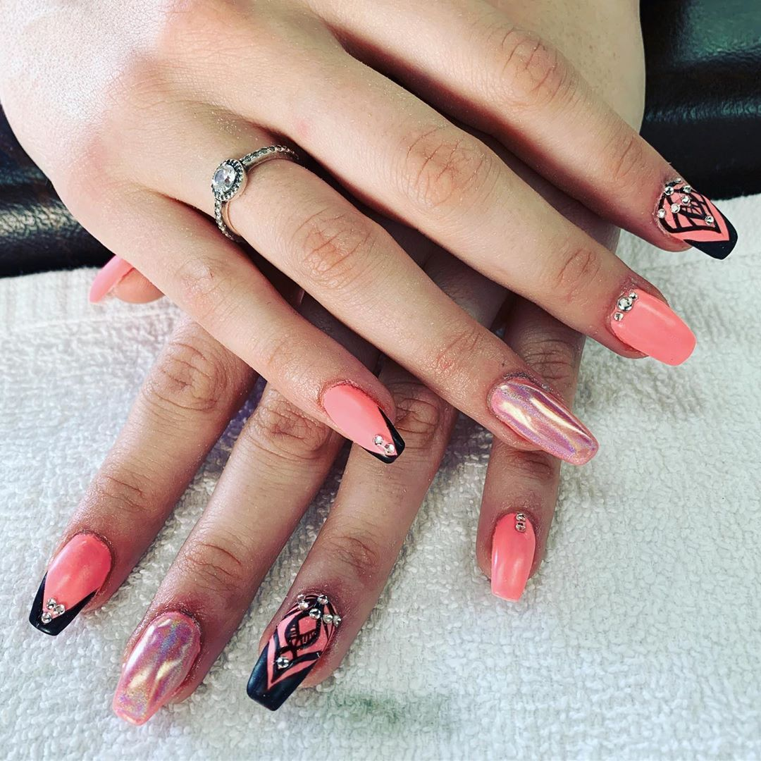 Reasons Why People Love Nail Art With Images Cheap Nail Art