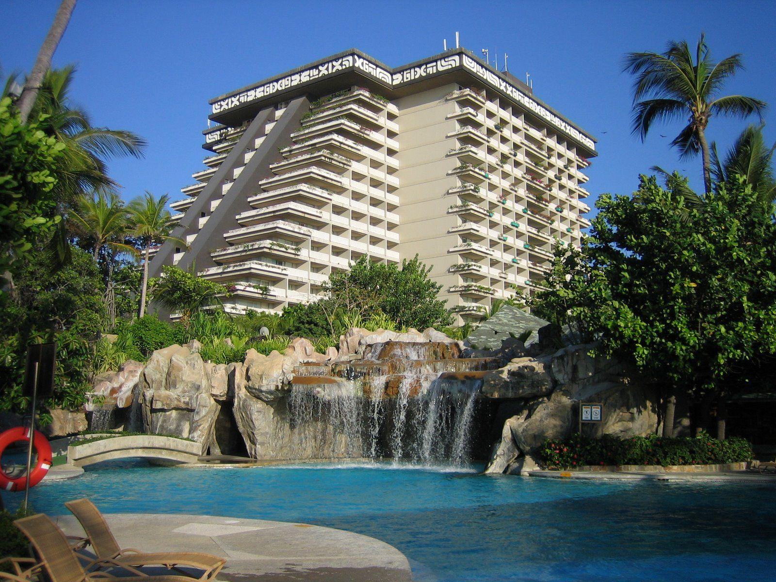 The Acapulco Princess Hotel Mexico