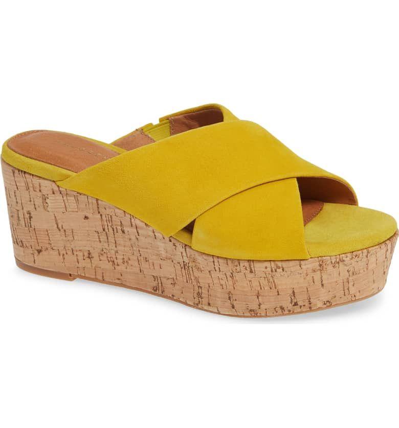 14b9a2d7c7e HALOGEN® Elena Platform Wedge Sandal