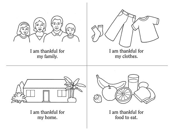 Black And White Illustrations Of A Family A Home Clothing And