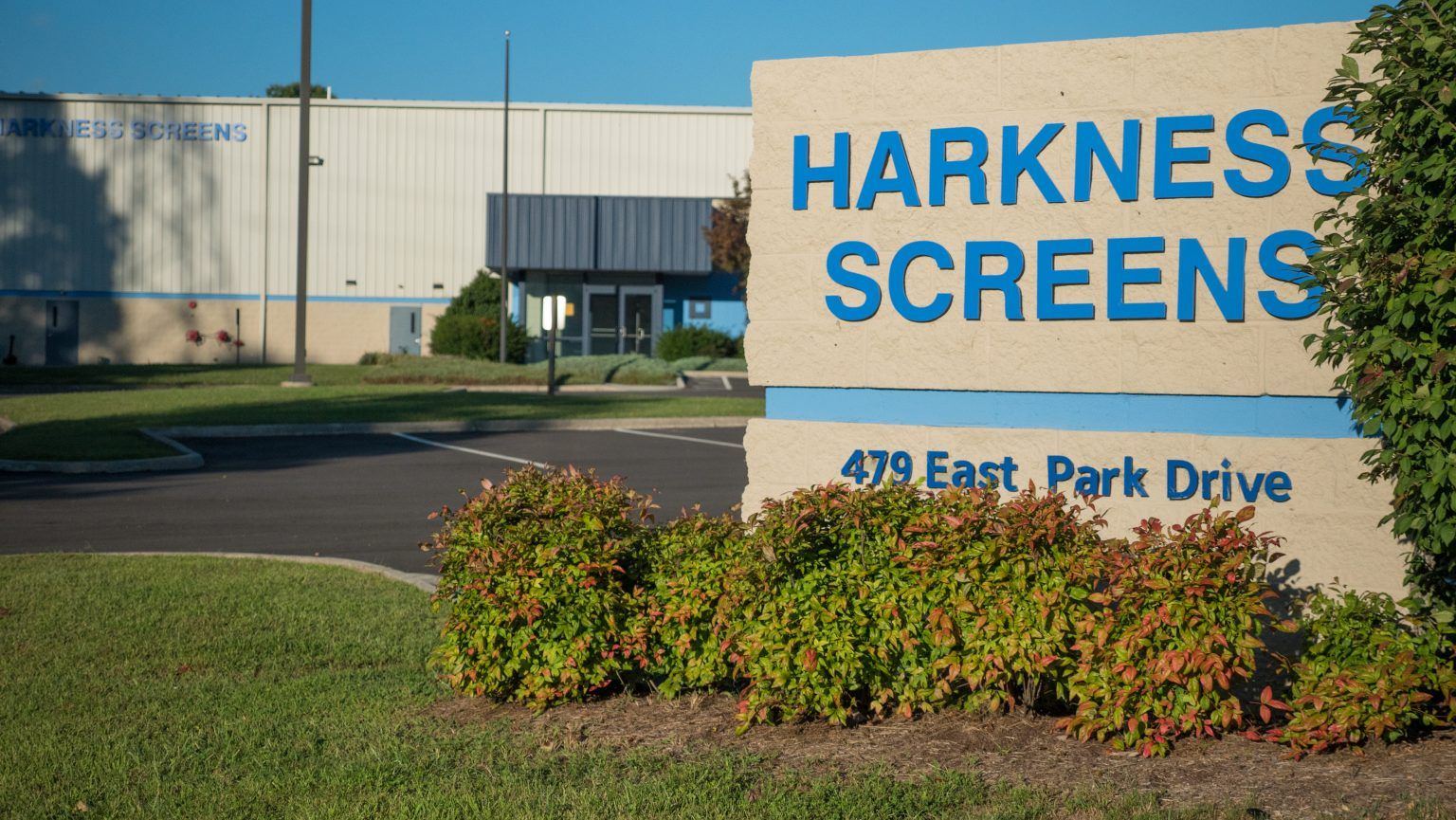 Harkness roanoke facility proud to provide made in the