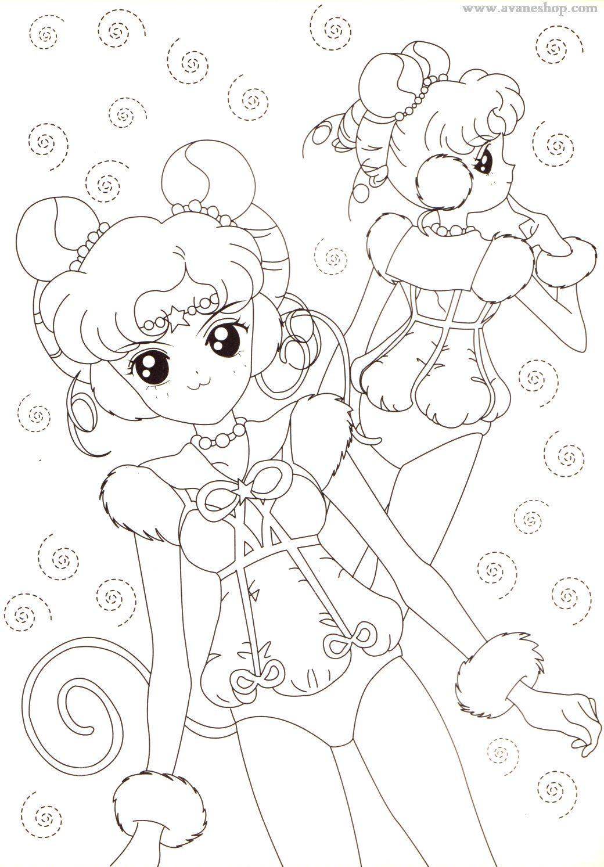 Sailormoonkorenacoloringbookpage5