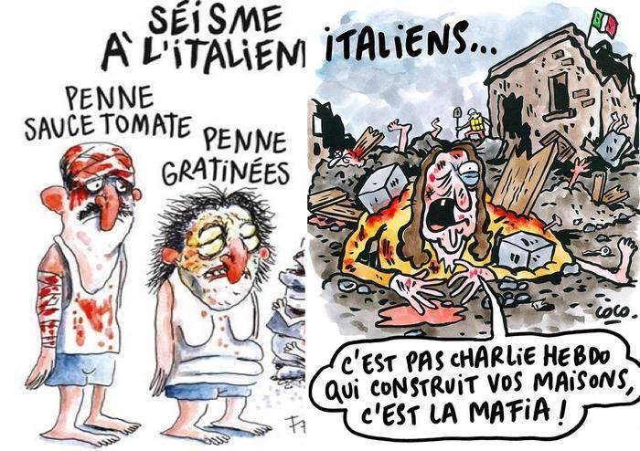 Charlie Hebdo Despierta Furia E Indignacion Con Un Chiste Sobre El