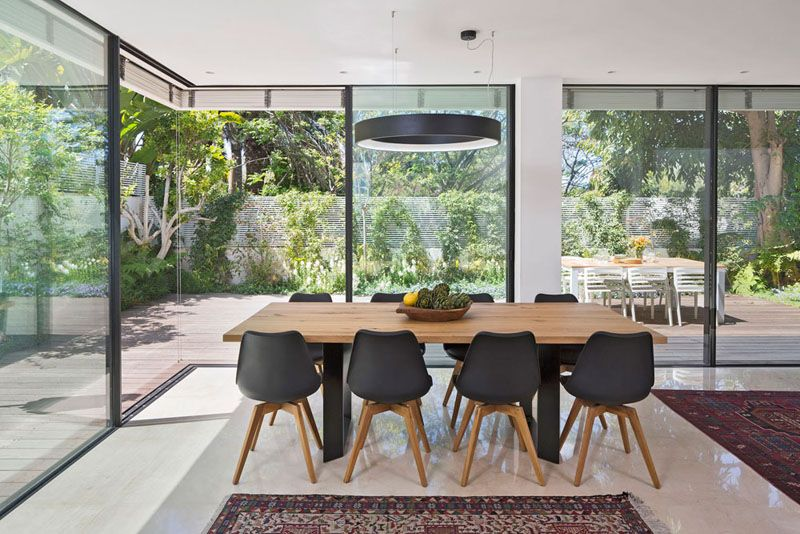 8 Lighting Ideas For Above Your Dining Table Drum Lights Also Known As Halo Pendant L Dining Room Pendant Dining Room Lighting Dining Table Pendant Light