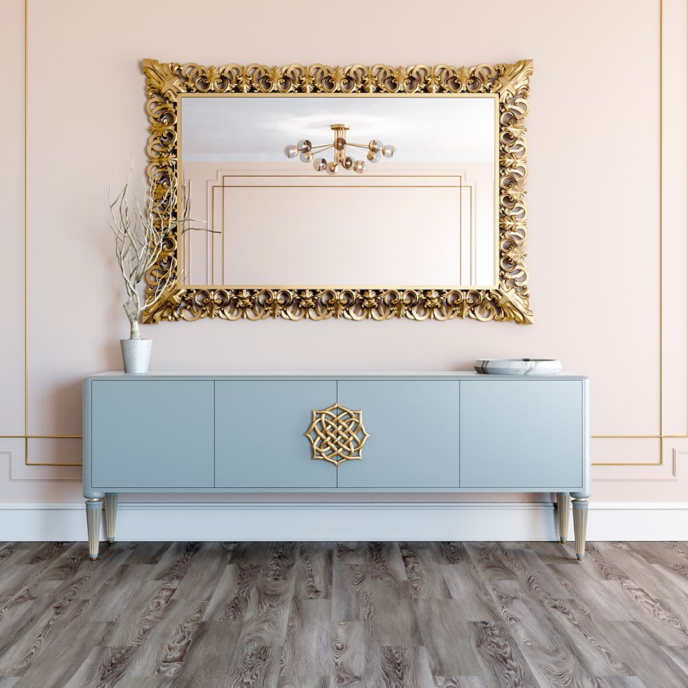 High Design Furniture: High End Luxury Lacquered Sideboard