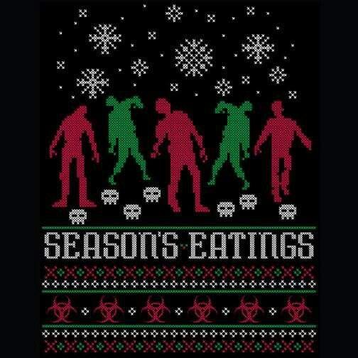 Walking Dead Christmas Sweater Walking Dead Schtuffff The