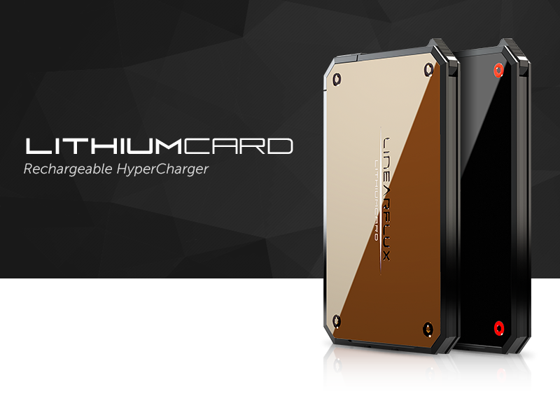 Charge Your Phone Twice As Fast With LithiumCard ...