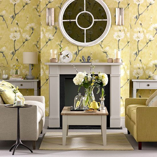 Elegant Georgianstyle Living Room  Georgian Living Room Fair Inspiration Living Room Design Design Decoration