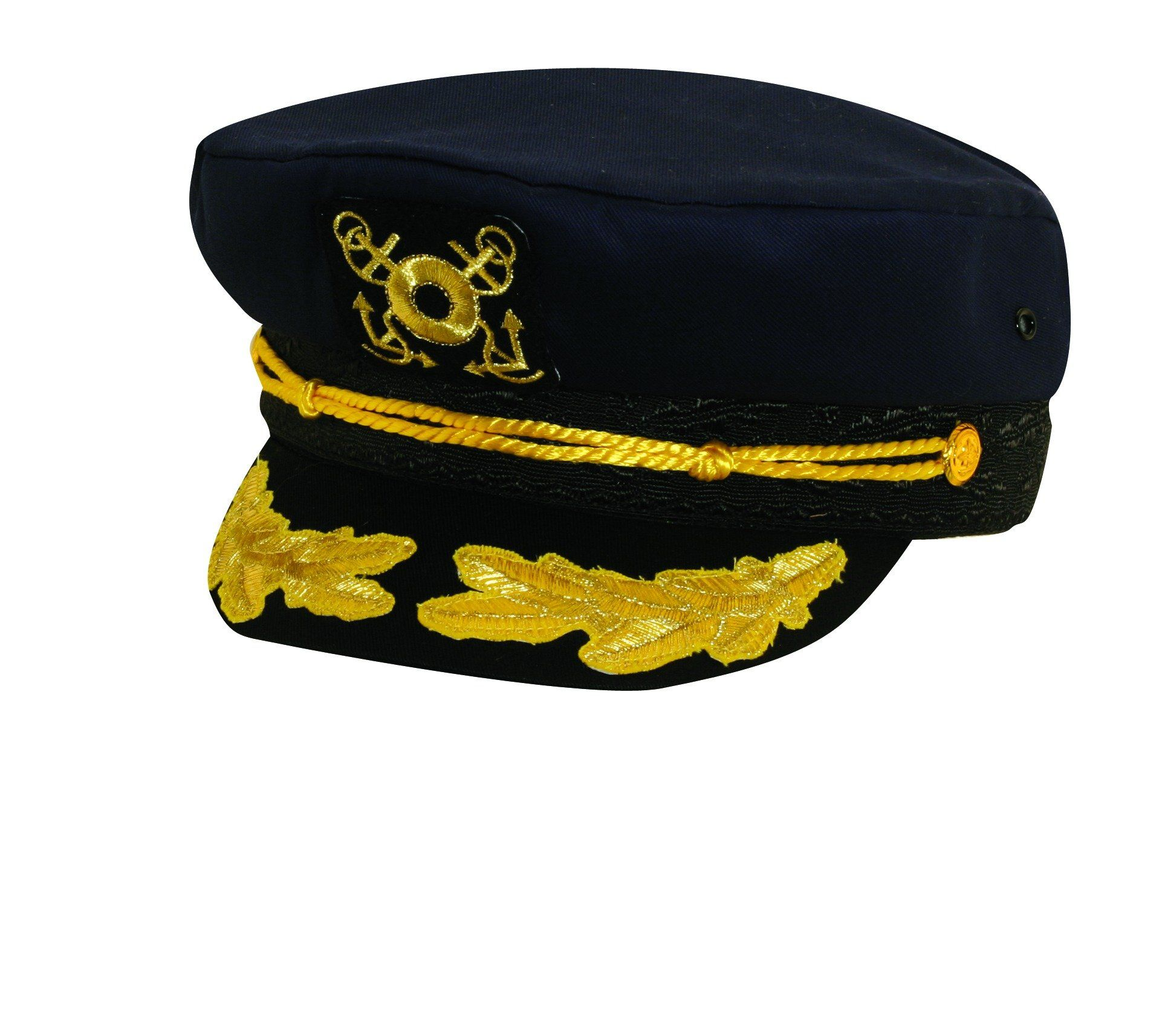 AEGEAN WOOL CAPTAIN S HAT – 2 COLOR CHOICES - Same Day Shipping - AEGE 35a8a79a3e6f